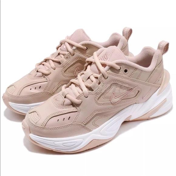 1251be59d5cee4 Nike Women M2K TEKNO PARTICLE BEIGE WHITE